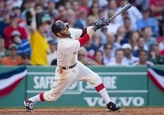 Dustin Pedroia back in business as Red Sox go for series win - July 19, 2012