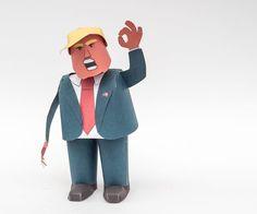 Paper Trump. Tremendous!