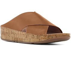 FitFlop KYS Tan Leather - BENJAMIN LOVELL SHOES
