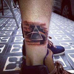 Pink Floyd Tattoo