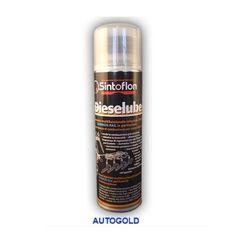 Sintoflon DIESELUBE: additivo per gasolio ad uso continuativo. Ottimizza la combustione, innalza il cetano e la lubrificfazione, abbassa i consumi.