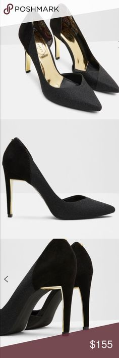 0cd486677d1c6d Ted Baker Giulla Mettalic Contrast Suede Courts Ted Baker suede courts  featuring s distinctive metallic design. Poshmark