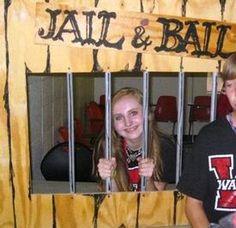 Cardboard Western Jail Crafts Pinterest Westerns