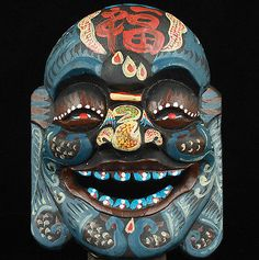 Traditional mask from China
