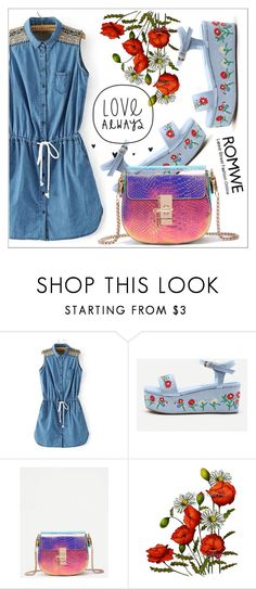 """""""Romwe 4/26"""" by goldenhour ❤ liked on Polyvore"""
