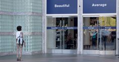 Dove has released a video of an interesting social experiment called #ChooseBeautiful that challenged women around the world to decide to be beautiful and reevaluate their self-image – for the better. In the campaign, women at stations in Sao Paulo, Delhi, Shanghai, San Francisco and London were given the simple choice of entering through a Beautiful door or an Average door.