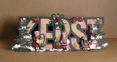Lawn Fawn, Box, Christmas Cards, Scrapbook, Frame, Home Decor, Winter, Paper, Weihnachten