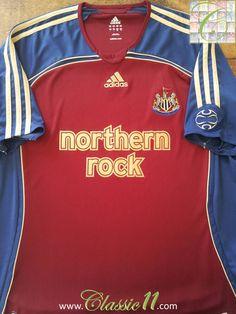 2006 07 Newcastle United Away Football Shirt (L) b06591fa0