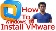 how to Install VMware Workstation 12 pro,how to install vmware on window...