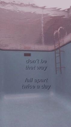 Ideas Billie Eilish Aesthetic Wallpaper Lyrics For 2019 Wallpaper Collage, Sea Wallpaper, Mood Wallpaper, Aesthetic Iphone Wallpaper, Aesthetic Wallpapers, Kawaii Wallpaper, Cartoon Wallpaper, Song Lyric Quotes, Music Quotes