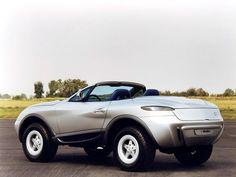 Mercedes-Benz Heuliez Intruder Concept (1996) www.autonprojects.com #autonprojects