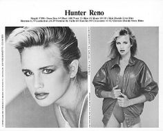 The Model Archives of Marlowe Press Elite New Faces/Promotion (New York)1983
