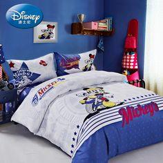 Team Mickey Racing Blue Disney Bedding Disney Bedding, Bedding Sets, Comforters, Racing, Blanket, Nice, Products, Cribs, Evening Dresses
