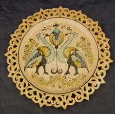 Plate #50 comes in sizes 35cm, 43cm & 48cm all of our terracotta is on our website www.romeocuomoceramics.com