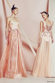 Basil Soda Spring 2015 Couture Collection