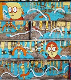 Murals / Agostino Iacurci