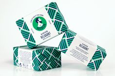Atelier Müesli – Le Baigneur - Quality Skin Care For Men - soap packaging