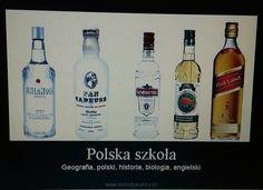 Aj aj oj Poland, Vodka Bottle, Haha, Kpop, Humor, Memes, Funny, Geography, Historia