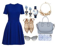 """""""Blue"""" by camrynbryant on Polyvore"""