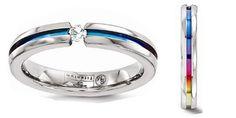 Go America #weddingring #rainbow #LoveWins #SCOTUSmarriage #MarriageEquality It Gets Better Still #MoreWorktoDo #history