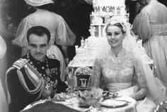 princess grace wedding.