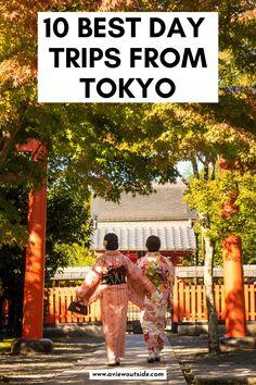 Tokyo Japan Travel, Kyoto Japan, Japan Travel Guide, Asia Travel, Travel Guides, Travel Advice, Japan Places To Visit, Day Trips From Tokyo, Tokyo Disneyland