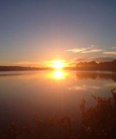 Sunset on Nirmandy