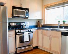 Kitchen Design With RA in Mind