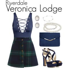 Stage Outfits, Chic Outfits, Fall Outfits, Kids Outfits, Fashion Outfits, Outfits Riverdale, Riverdale Fashion, Veronica Lodge Fashion, Veronica Lodge Outfits