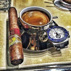 Café, tabaco ....