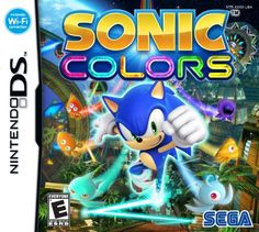 Sonic Colors  Nintendo DS ** Be sure to check out this awesome product.Note:It is affiliate link to Amazon.