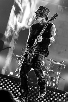 Dj Ashba / Guns N' Roses, Sixx:A.M.