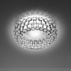 Caboche+Lampe,+transparent,+Foscarini