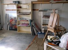 wendy mcwilliams art studio