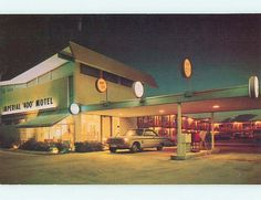 Imperial 400 Motel now the Luna Sea on AIA in Cocoa Beach.