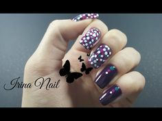 Unghii cu bulinuțe - YouTube Youtube, Nails, Finger Nails, Ongles, Youtubers, Nail, Youtube Movies, Nail Manicure