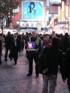 Ric in Tokyo, Japan