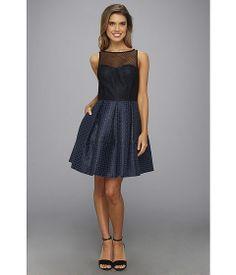 Party perfect dress from ABS Allen Schwartz. #fashion #favorites #zappos