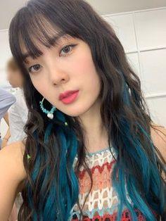 Beautiful Moments, Beautiful Babies, Most Beautiful, South Korean Girls, Korean Girl Groups, Hair Color Streaks, Cute Wallpapers, Hair Goals, Kpop Girls