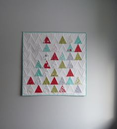 Grace and Favour: A CHERRY CHRISTMAS QUILT