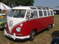 Volkswagen, Vwbus, Bully, Camper, Hippie, Car, Vehicle