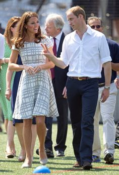 Will & Kate's Sweetest Moments Through the Years!: The Duke and Duchess of Cambridge Kate Middleton and William visited Bacon's College in July 2012.