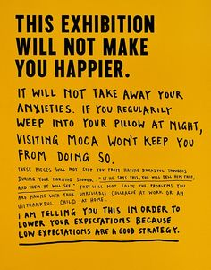 An exploration on Happiness by Stefan Sagmeister  http://thehappyshow.tumblr.com/search/The+Happy+Show
