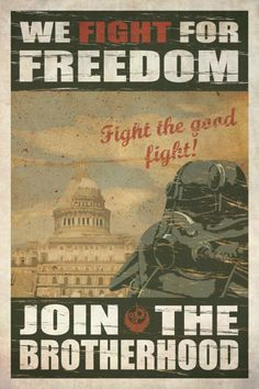 Fallout | Brotherhood of Steel