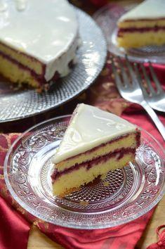 Fehér Sacher-torta - Kifőztük