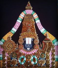We have compiled amazing Tirupati Balaji Images from the web. The Lord Tirupati chose to stay on the Venkata Hill, which is a part of the famous Seshachalam Hills till the end of Kali Yuga. Hobbies And Crafts, Arts And Crafts, Lord Balaji, Lord Vishnu Wallpapers, Shiva Wallpaper, God Pictures, Amazing Pictures, Light Background Images