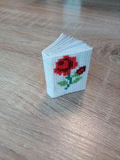 Mój mały świat haftu krzyżykowego: Książeczka Stitch, Full Stop, Sew, Stitches, Embroidery