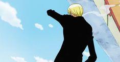 The Hunter/Sanji/One piece  Y ahí me enamoré de Sanji senpai por centésima vigésimo quinta vez .