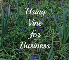 Using Vine for business at Classic Legacy custom gifts.