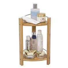 GoBam Bamboo triangle corner shelf 2-Tier durable wooden ... https://www.amazon.com/dp/B01K49X4CW/ref=cm_sw_r_pi_dp_x_y-Dyyb19ZJTJJ